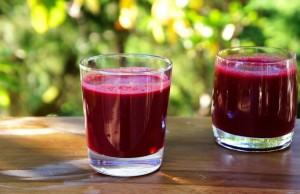 bautura silueta suc fructe ghimbir lamiie rosie