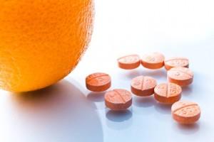 vitamina c pastile