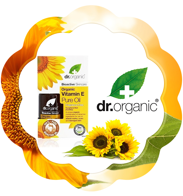 Ulei corp Bio Vitamina E Dr.Organic