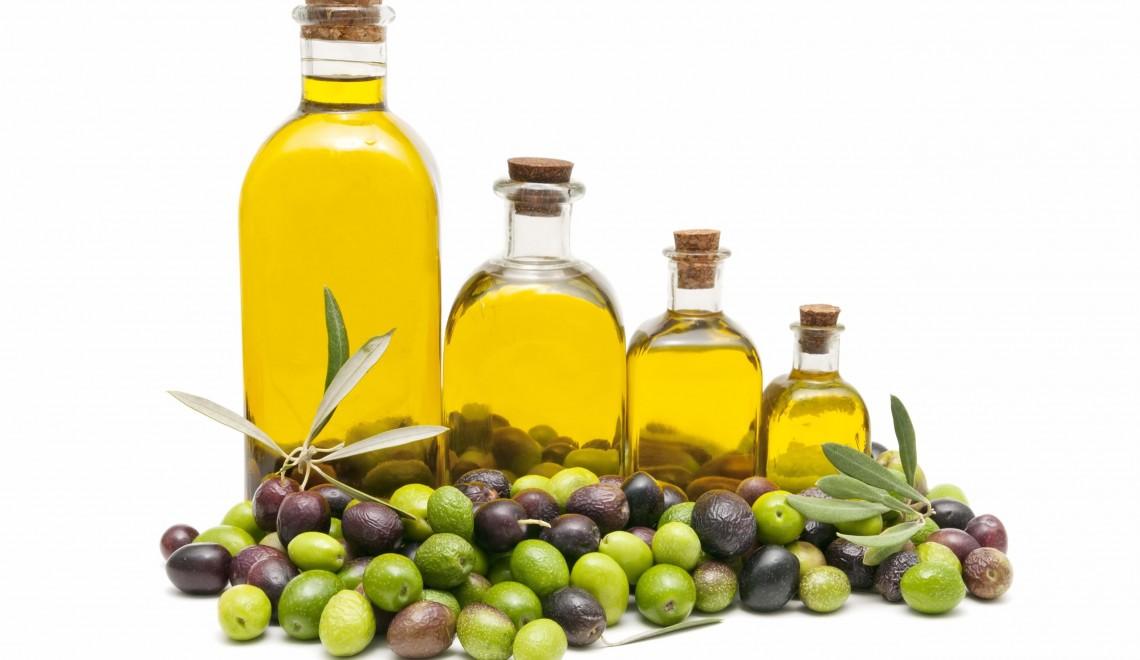 Alege uleiul de măsline pentru tinerețea veșnică