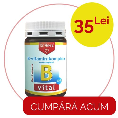 Vitamine B complex Dr.Herz